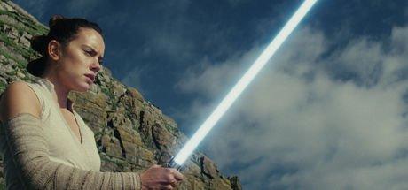 Star Wars çılgınlığı başlıyor! Serinin 8. filmi Last Jedi vizyonda