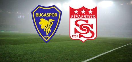 Bucaspor - Sivasspor maçı ne zaman, saat kaçta, canlı hangi kanalda?