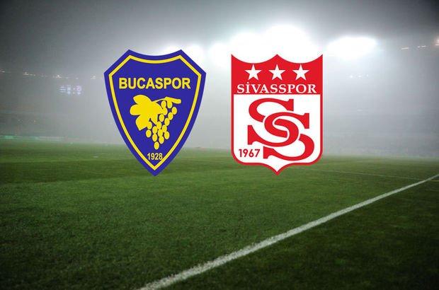 Bucaspor - Sivasspor