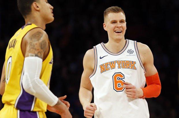 Kristaps Porzingis NBA