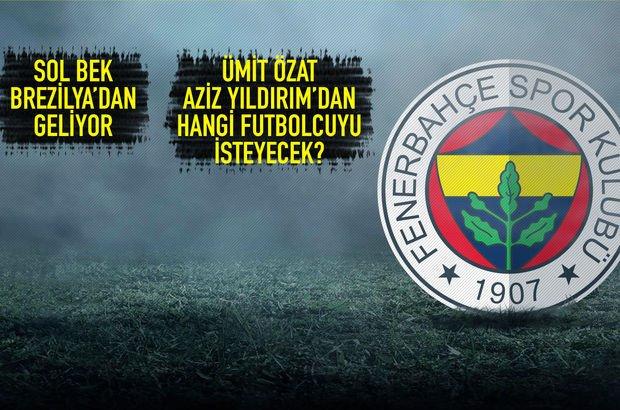 Fenerbahçe transfer haberleri (13 Aralık 2017)