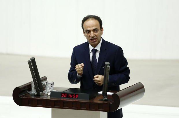 Son dakika gelişmesi... HDP'li Osman Baydemir'e Meclis'ten geçici çıkarma cezası