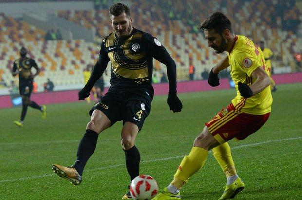 Yeni Malatyaspor: 1 - Osmanlıspor: 1   MAÇ SONUCU