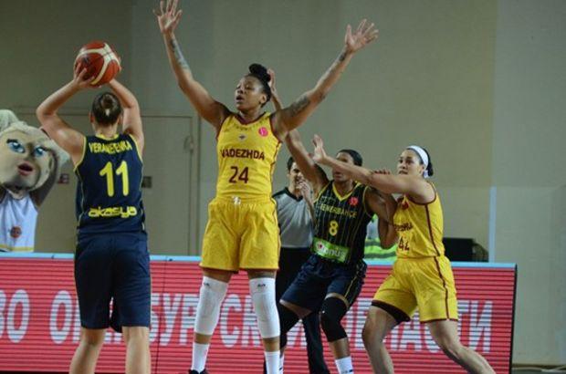 Nadezhda: 64 - Fenerbahçe: 66