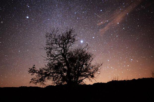 Geminid (ikizler) meteor yağmuru