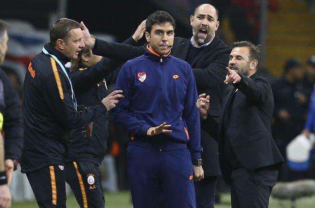 Dursun Özbek Igor Tudor Galatasaray
