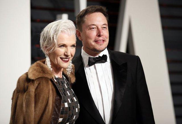 Elon Musk'ın annesi Maye Musk kimdir?