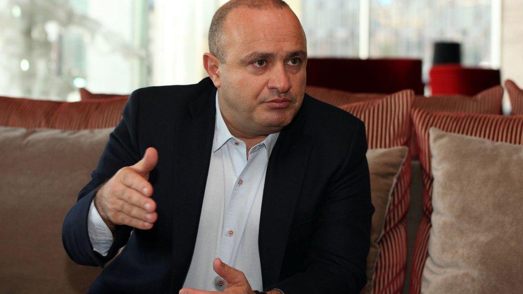 Özak GYO Yönetim Kurulu Başkanı Akbalık: Aktif değerimizi 3 yılda iki katına çıkaracağız