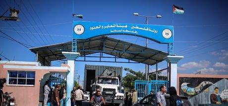 İsrail, Gazze ile sınır kapılarını kapattı!