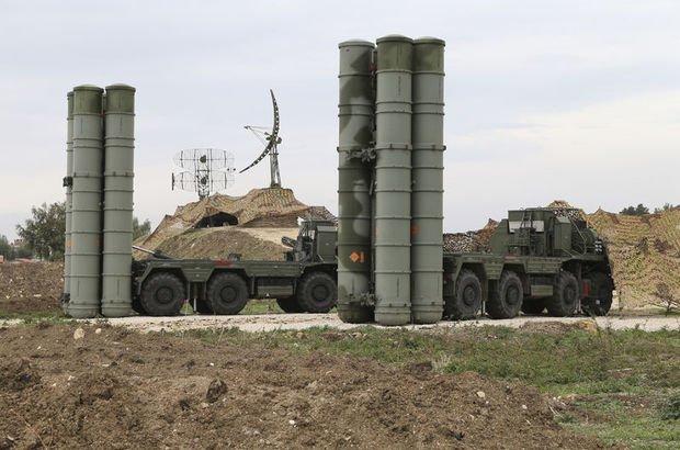 S-400 Rusya  Türkiye askeri-teknik işbirliği