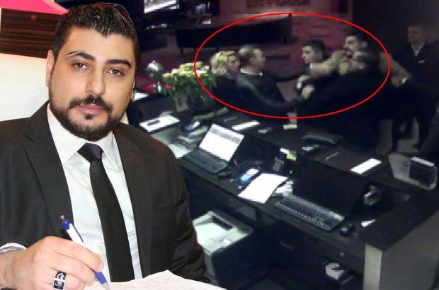 Ünlü oyuncu ve eşine otelde saldırının ardından kendini böyle savundu!