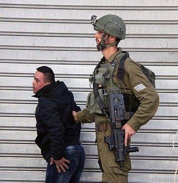 İsrail askeri gözaltına almıştı: Önce dövdüler beni, sonra bıraktılar