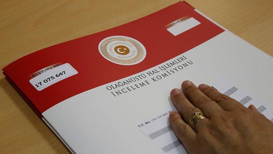 OHAL Komisyonu'nun yeni başkanı belli oldu