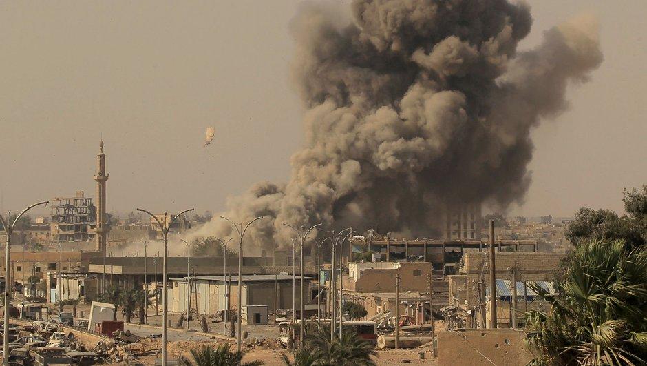 Rakka operasyonunda korkunç sivil katliamı: 2 bin 371 sivil öldü!