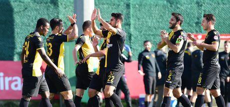 İstanbulspor: 1 - Kardemir Karabükspor: 0