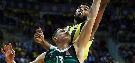 Fenerbahçe Doğuş 89-90 Zalgiris Kaunas