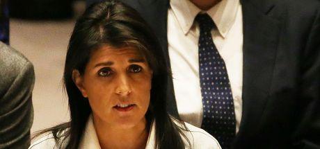 ABD'nin BM Daimi Temsilcisinden İran açıklaması