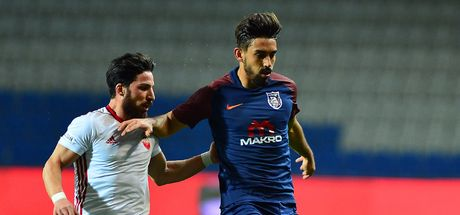 Medipol Başakşehir: 1 - Kipaş Kahramanmaraşspor: 0 | MAÇ SONUCU