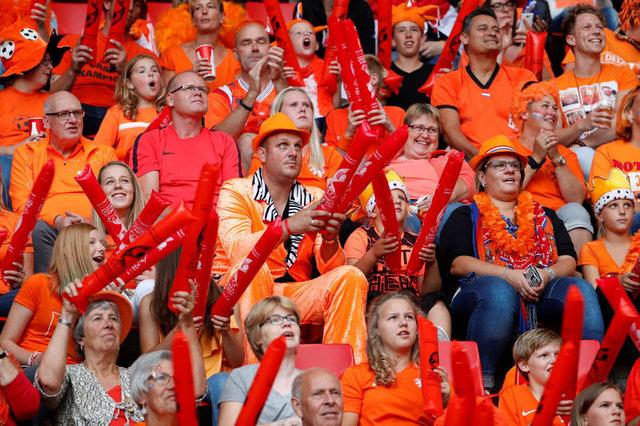 Sneijder, Van Persie gibi yıldızları yetiştiren Hollanda futbolunun çöküşü devam ediyor!