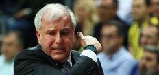 """Obradovic: """"Bu kadar kötü atmamıştık"""""""