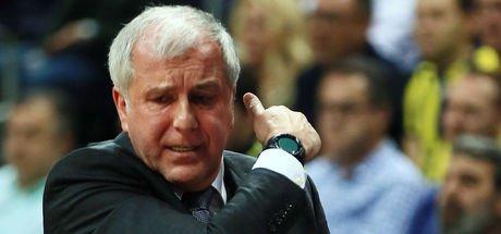 """Zeljko Obradovic: """"Sonuçtan memnun değiliz"""""""