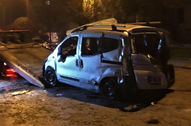 Gaziantep asker uğurlama  kaza