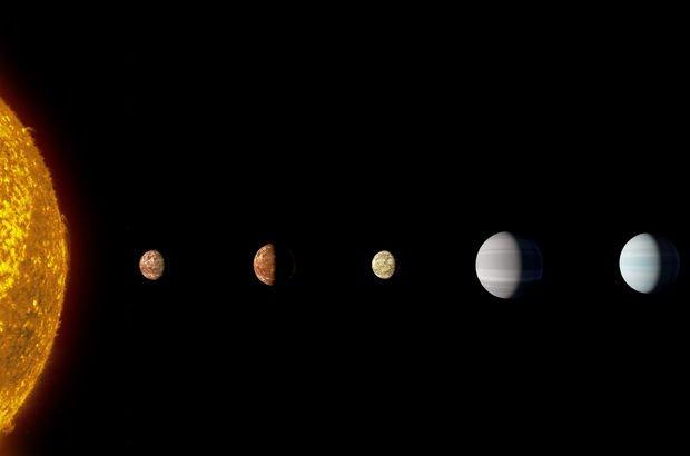 NASA'dan çığır açan yeni keşif! Meğer tek değilmişiz