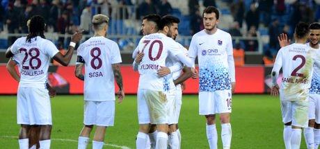 Trabzonspor 6 yıl sonra 5 maçlık seri peşinde