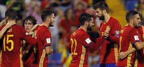 İspanya, 2018 Dünya Kupası'ndan ihraç edilebilir