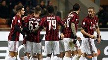 Milan, Avrupa'dan menle karşı karşıya!