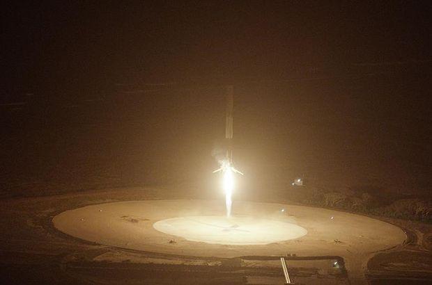 NASA'dan bir ilk!