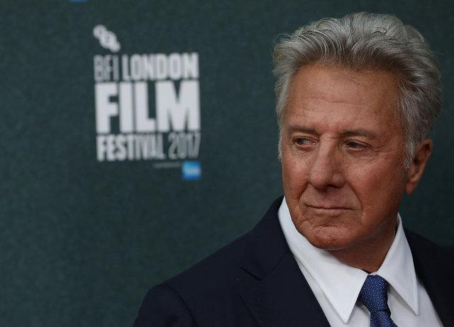 ABD'li aktör Dustin Hoffman'a taciz suçlaması