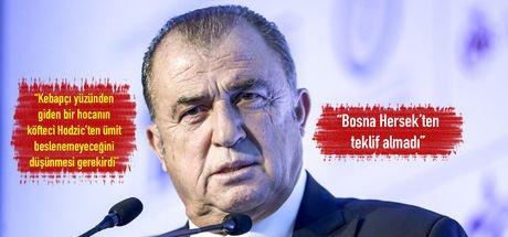 """Serdar Ali Çelikler: """"Terim'in kötü reklam kampanyasına ihtiyacı yok"""""""