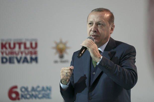Erdoğan: Kudüs'e uzanan her eli İstanbul'a uzanmış sayarız