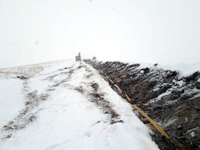 Kirli hava rekortmeni Hakkari, doğalgaza kavuşuyor