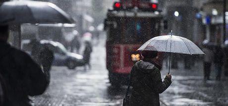 Meteoroloji'den son dakika hava durumu uyarısı: Kuvvetli yağış geliyor!