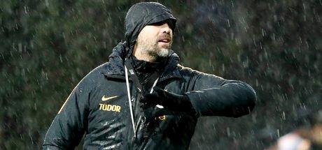 Galatasaray Yeni Malatyaspor maçı öncesinde Tudor'dan futbolcularına uyarı!
