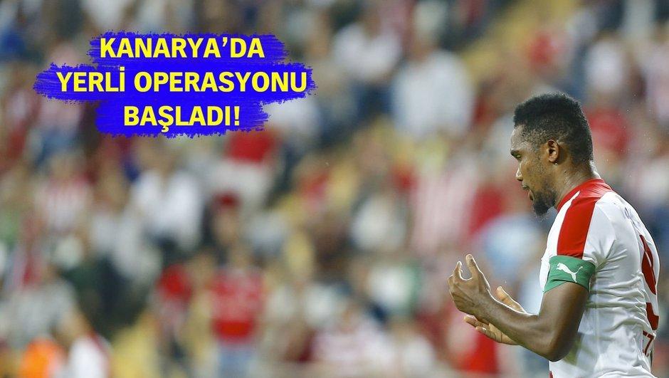 Fenerbahçe'de gizli operasyon!