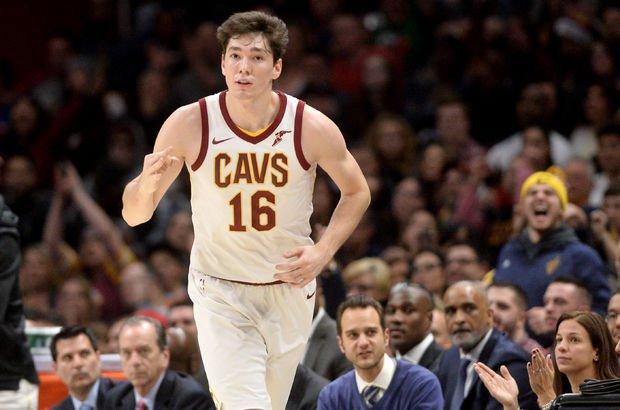 Cedi'den NBA'de kariyer rekoru!
