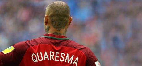 Ricardo Quaresma, milli takımı bırakıyor!