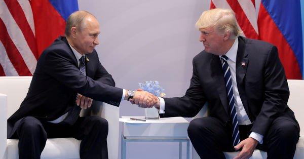Putin'den CIA desteği için Trump'a teşekkür