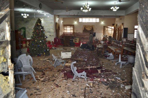 Kiliseye yapılan intihar saldırısını DEAŞ üstlendi!