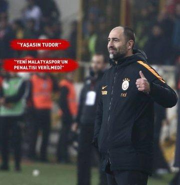 Yeni Malatyaspor-Galatasaray maçının ardından HTSPOR yazarları maçı kaleme aldı