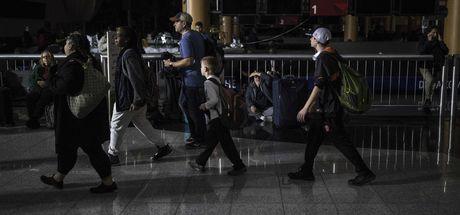 Atlanta Hartsfield-Jackson Havalimanı'nda elektrik kesintisi