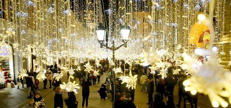 Moskova yeni yıla hazırlanıyor!