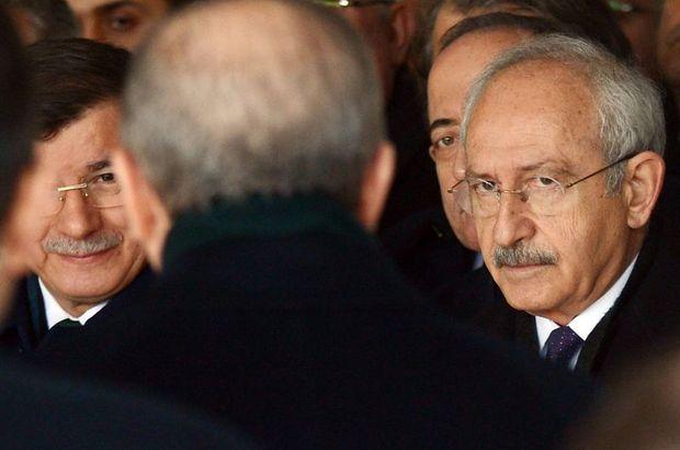 Cumhurbaşkanı Erdoğan ve CHP lideri Kılıçdaroğlu belge tartışmalarından sonra ilk kez karşılaştı | Gündem Haberleri