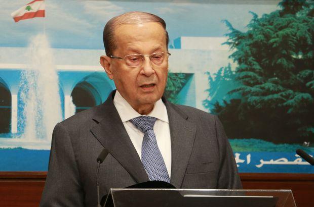 Lübnan Cumhurbaşkanı Avn: İsrail, Lübnan sınırını 11 bin defadan fazla ihlal etti