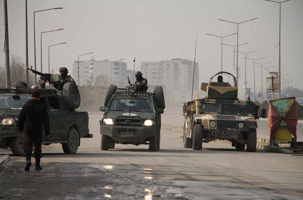 Afganistan'da intihar saldırısı: 2 polis öldü, 31 kişi yaralandı