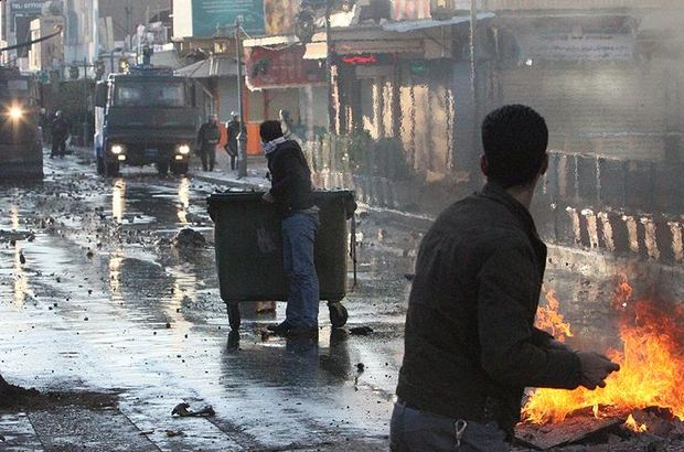 IKBY'de hükümet karşıtı gösterilere devam çağrısı