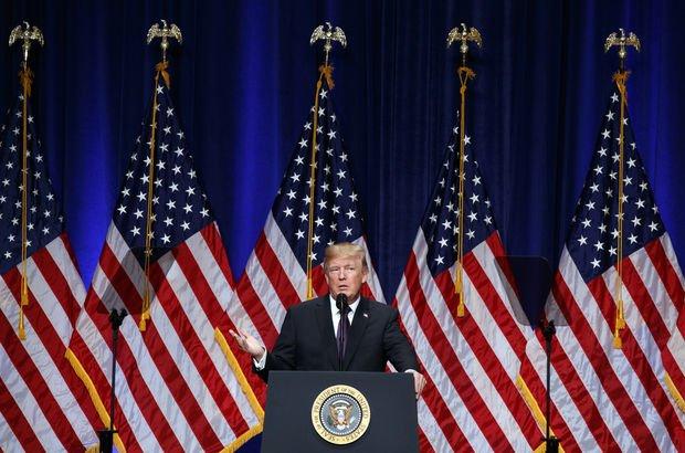 Son dakika...ABD Başkanı Trump, ABD'nin ulusal güvenlik stratejisini açıkladı